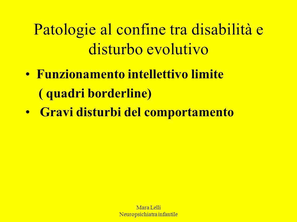 Mara Lelli Neuropsichiatra infantile PATOGENESI dei DISTURBI BASSA AUTOSTIMA------INDEBOLIMENTO dell'IMMAGINE di SE' quindi INDEBOLIMENTO del SE' COGNITIVO (rappresentazione dell'individuo sulle proprie capacità cognitive).