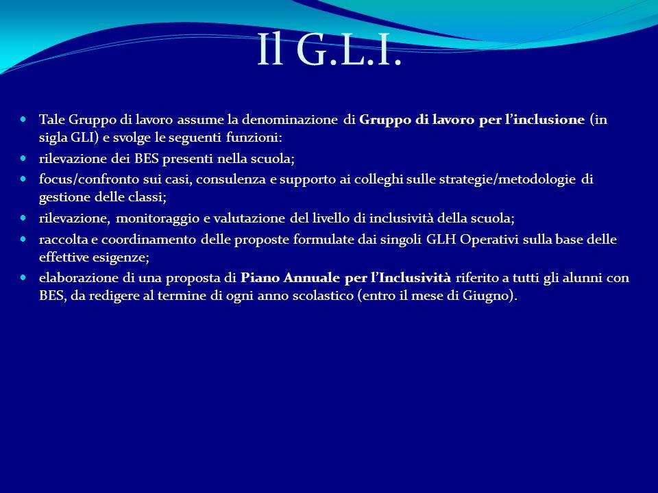 Il G.L.I.