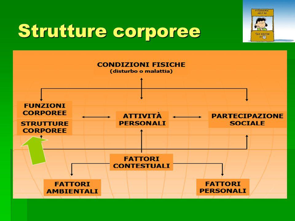 Strutture corporee