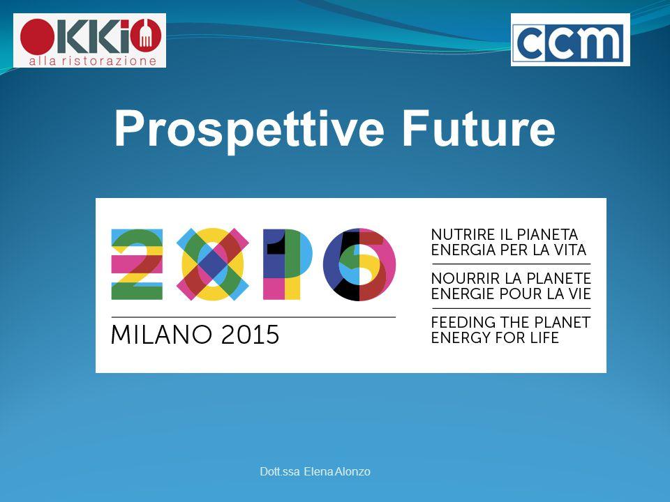 Prospettive Future Dott.ssa Elena Alonzo