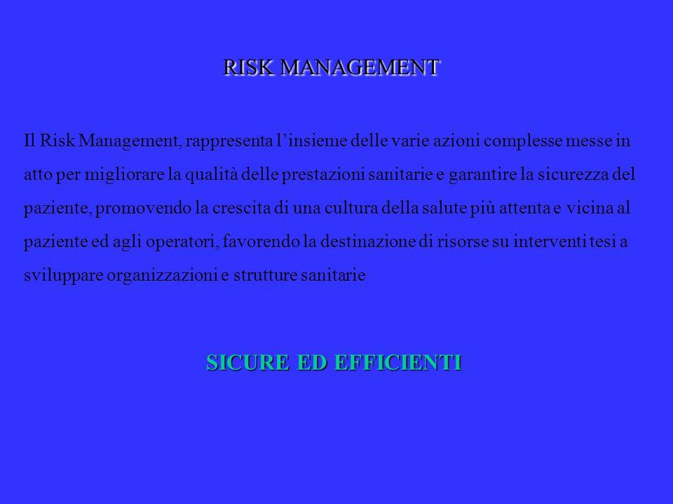 CLINICAL RISK MANAGEMENT CENTRO INTERAZIENDALE PER LA GESTIONE DEL RISCHIO CLINICO  La Regione Umbria, con il PSR 2003-2005, ha indicato il Clinical Risk Management tra le aree di interesse prioritario per il Servizio Sanitario Regionale, avviando un utile confronto tra le Aziende del SSR, sotto la guida del CENTRO INTERAZIENDALE PER LA GESTIONE DEL RISCHIO CLINICO, istituito con DGR n° 314 del 23/07/2003, creato nella Az.