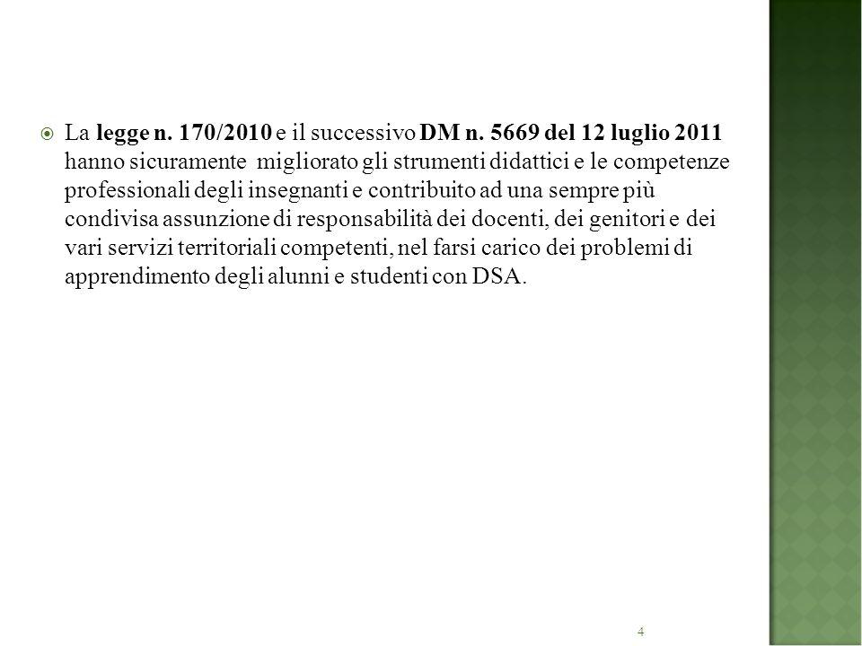 15 Protocollo per la valutazione degli apprendimenti di alunni con DSA (elaborato e approvato dal Collegio dei docenti della Scuola sec.