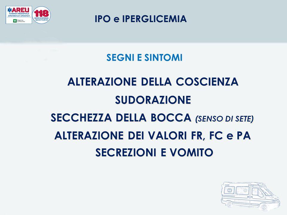 COLLOQUIO CON IL PAZIENTE ALLA RICERCA DI SEGNI/SINTOMI SPECIFICI STORIA CLINICA DEL PAZIENTE A.M.P.I.A.