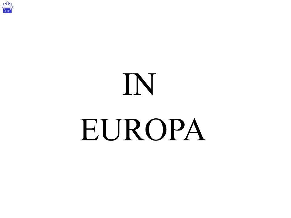 Marzo 2000 Consiglio europeo di Lisbona Viene definita la cosiddetta strategia di Lisbona Lo scopo è quello di fare dell'Unione europea l'economia più competitiva del mondo e di pervenire alla piena occupazione entro il 2010.