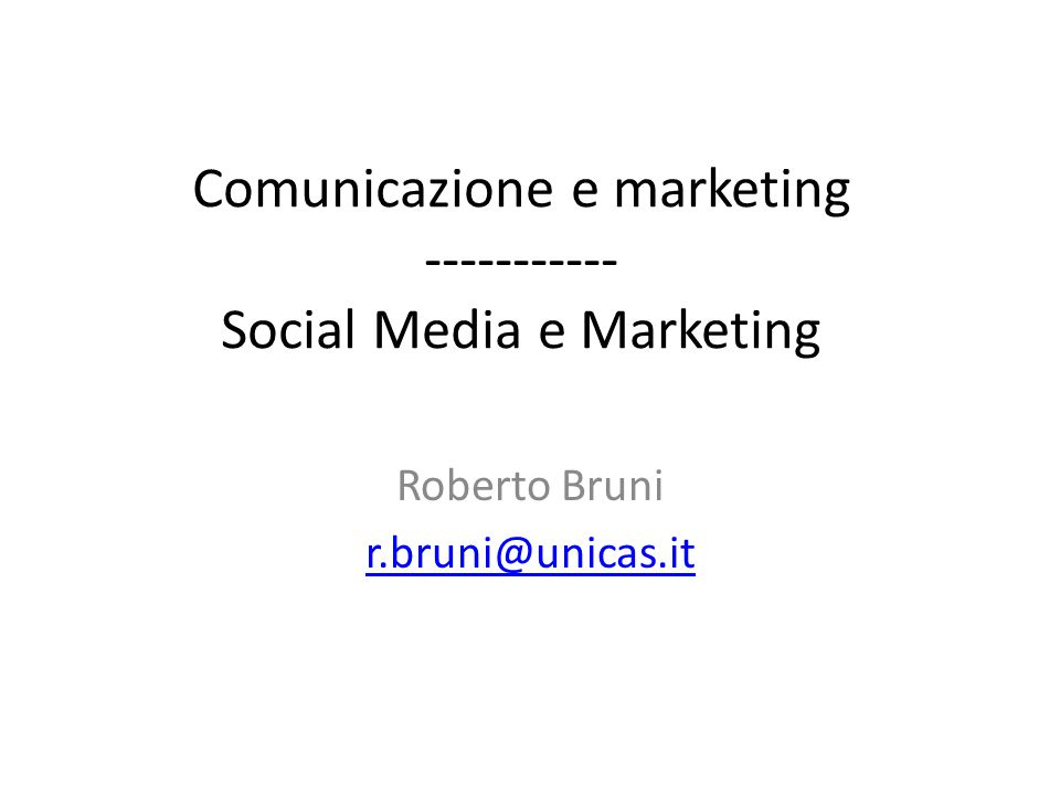 Pianificazione: analisi situazionale focalizzazione prodotto- mercato definizione del programma di marketing (marketing mix) Marketing mix (4P): Product (prodotto) Price (prezzo) Promotion (comunicazione) Place (distribuzione) Programma di Marketing