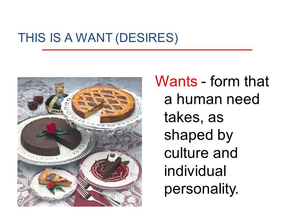 Social needs