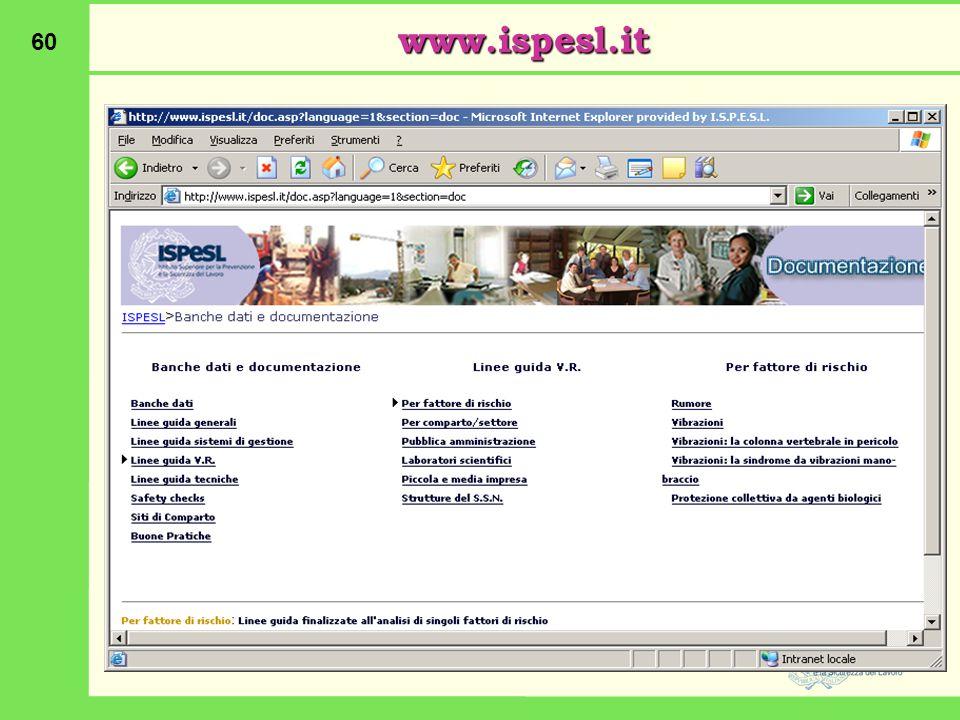 60 www.ispesl.it