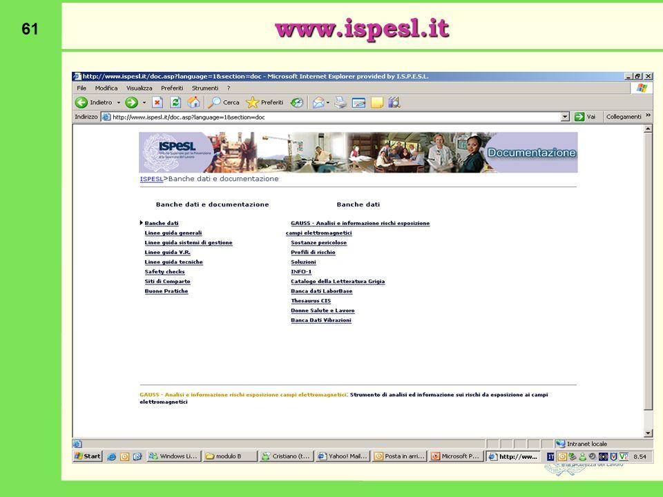 61 www.ispesl.it