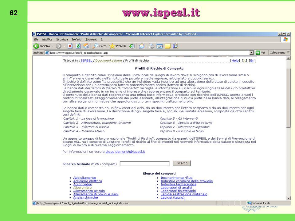 62 www.ispesl.it