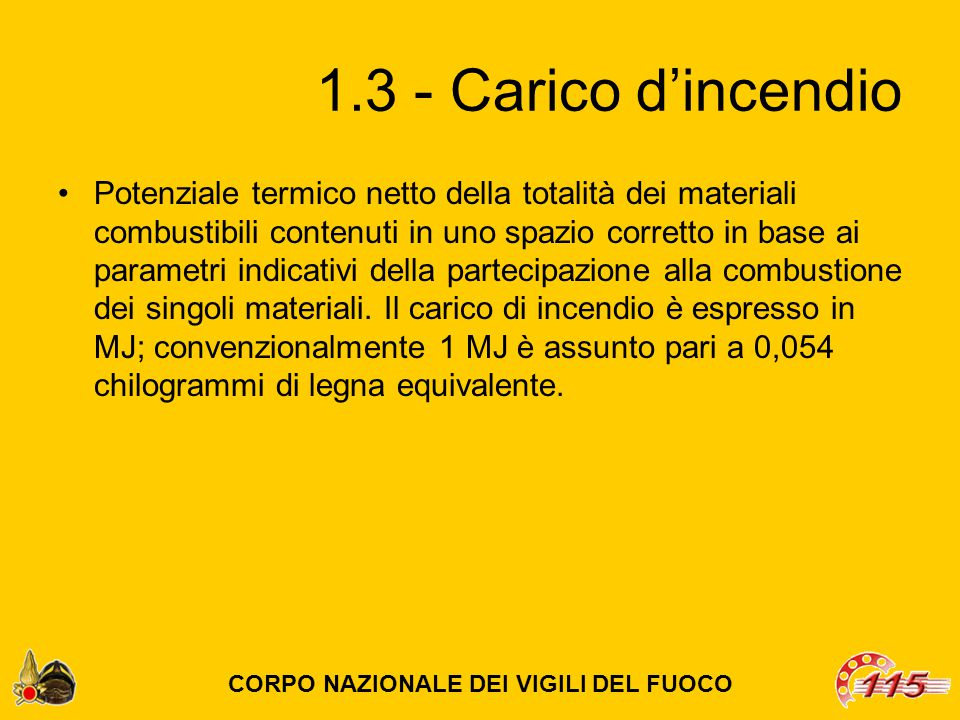 3.3 – Larghezza delle uscite di ciascun compartimento Numero complessivo di moduli di uscita necessari allo sfollamento totale del compartimento.