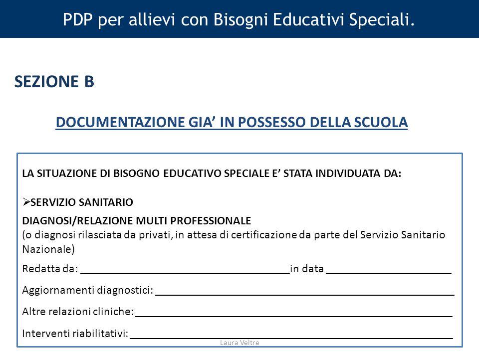 39 PDP per allievi con Bisogni Educativi Speciali.