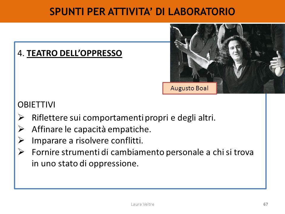 67 SPUNTI PER ATTIVITA' DI LABORATORIO 4.