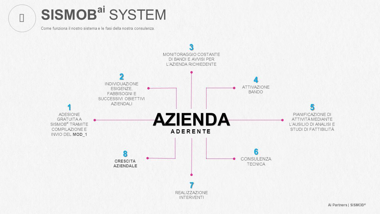 SISMOB ai SYSTEM Come funziona il nostro sistema e le fasi della nostra consulenza.