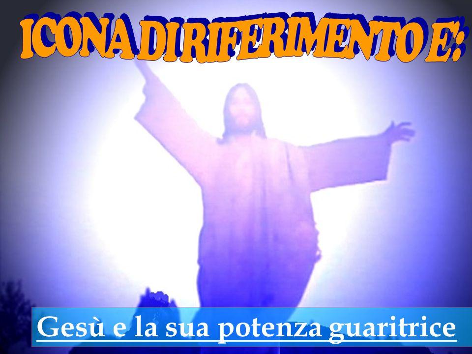 Gesù e la sua potenza guaritrice