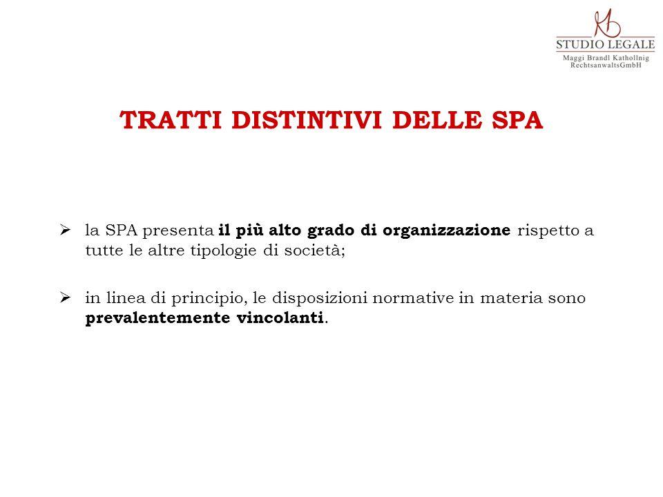 c.) approvazione preventiva per determinati affari della società : ad es.