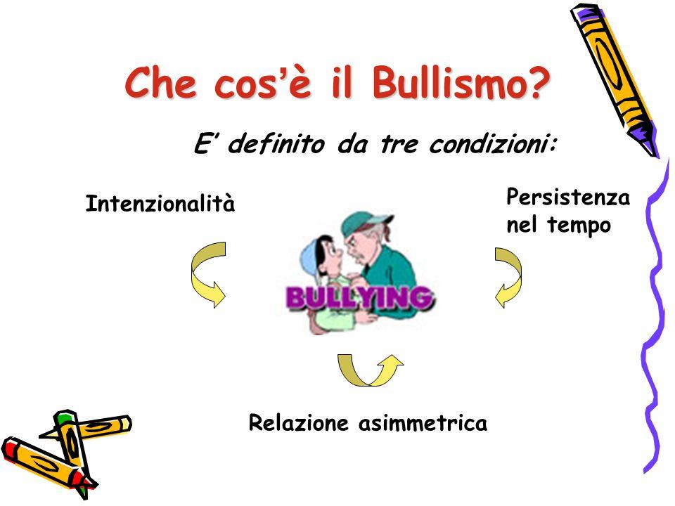 Tipologie del cyberbullismo Harassment: sono le molestie, ossia azioni, parole o comportamenti, persistenti e ripetuti, diretti verso una persona specifica, che possono causare disagio emotivo e psichico.