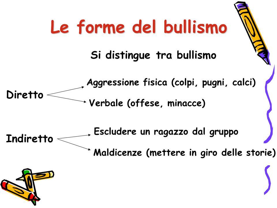Dieci luoghi comuni sul bullismo Il bullismo è una malattia della scuola , che invece è un luogo sano Non è del tutto vero.