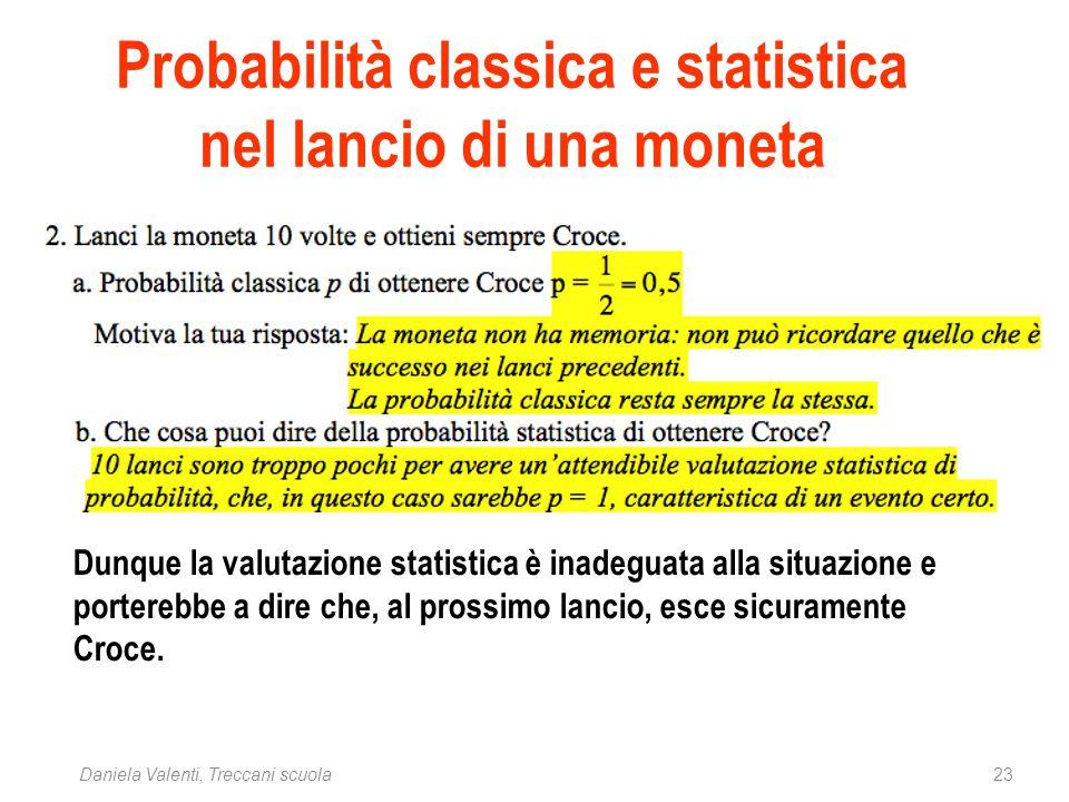 24Daniela Valenti, Treccani scuola Le prove ripetute e i numeri 'ritardatari' Ma c'è anche la risposta seguente molto comune.