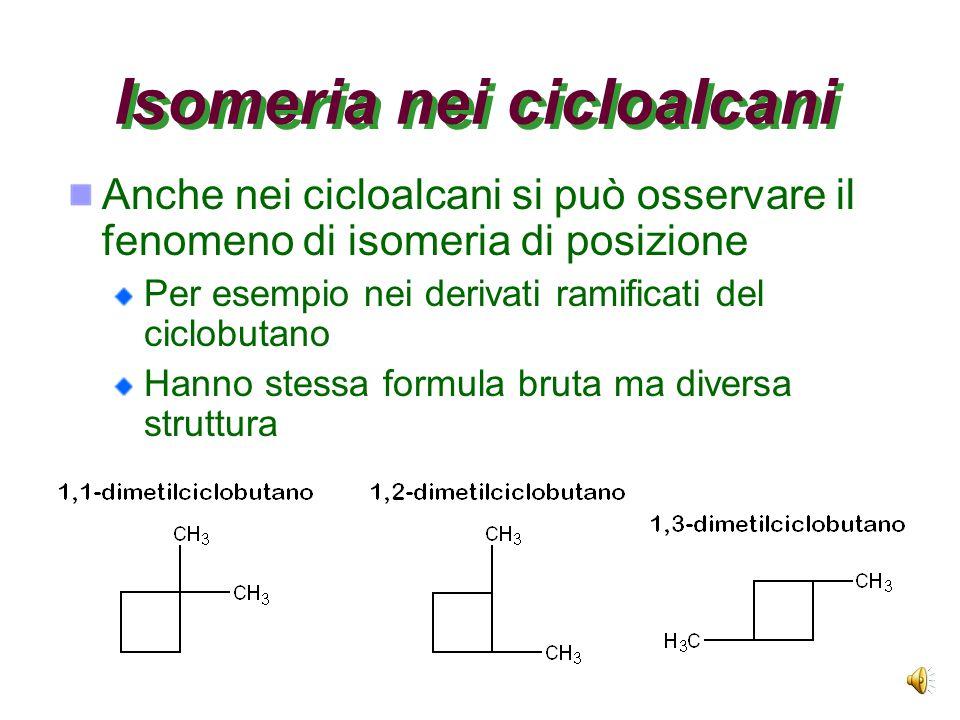 Esercizi Disegna i 5 isomeri dell'esano