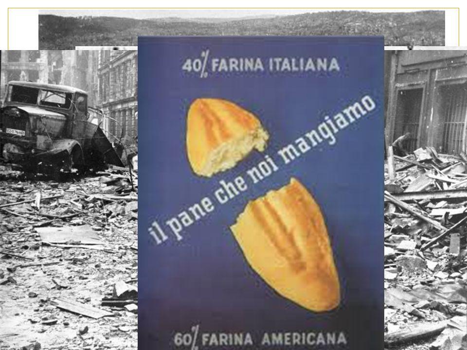 Lo spartiacque: la II guerra mondiale  55 milioni di morti, di cui 40 solo in Europa e più della metà erano civili.  I combattimenti si svolsero int