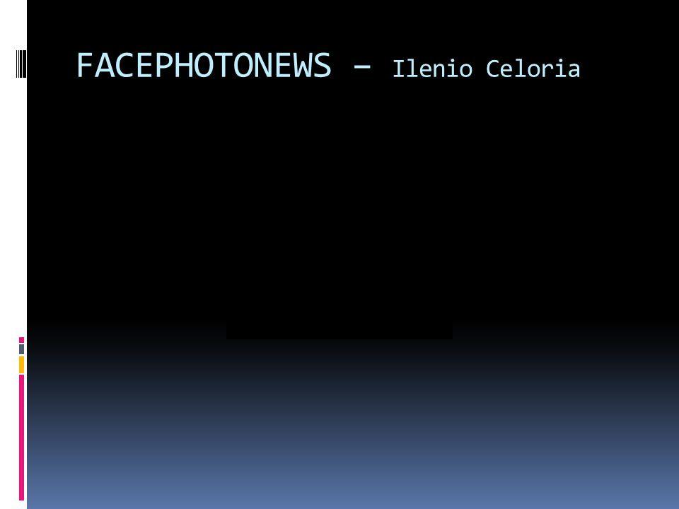 FACEPHOTONEWS – Ilenio Celoria