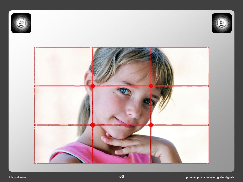 50 primo approccio alla fotografia digitaleFilippo Leone