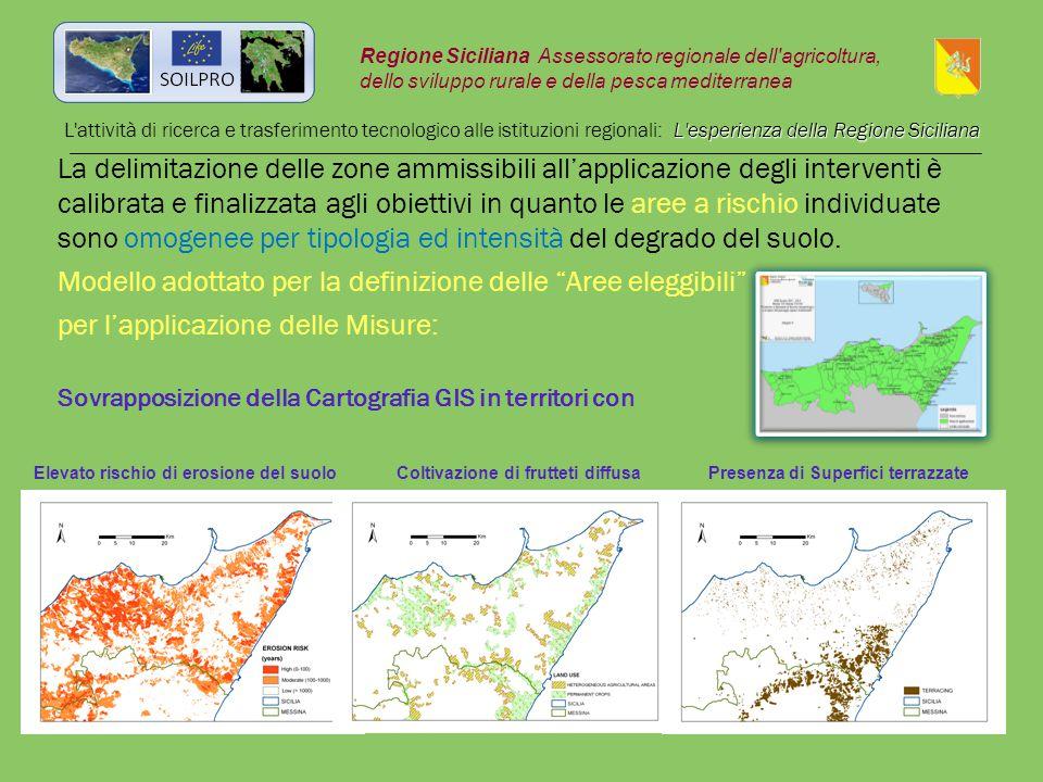 Regione Siciliana Assessorato regionale dell'agricoltura, dello sviluppo rurale e della pesca mediterranea L'esperienza della Regione Siciliana L'atti