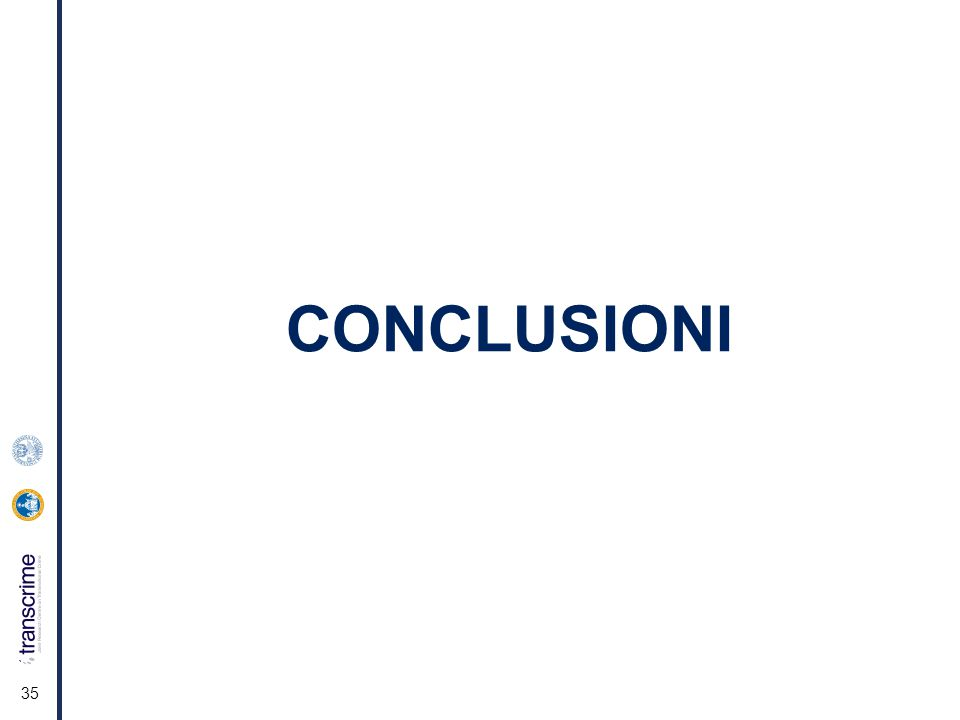35 CONCLUSIONI