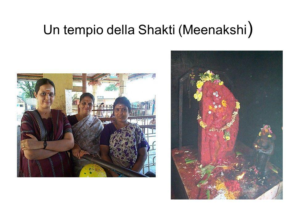 Un tempio della Shakti (Meenakshi )