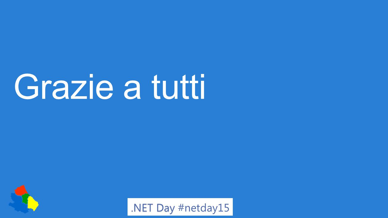 .NET Day.NET Day #netday15