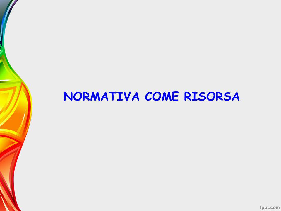 Norme di riferimento - L.104/1992 per la disabilità; - L.