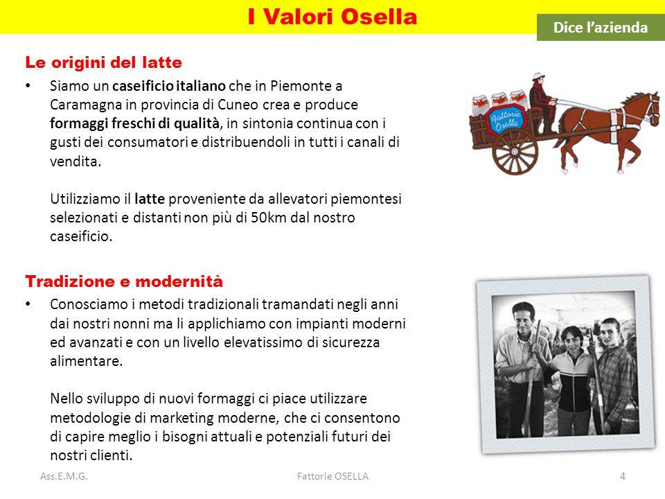 Le origini del latte Siamo un caseificio italiano che in Piemonte a Caramagna in provincia di Cuneo crea e produce formaggi freschi di qualità, in sin