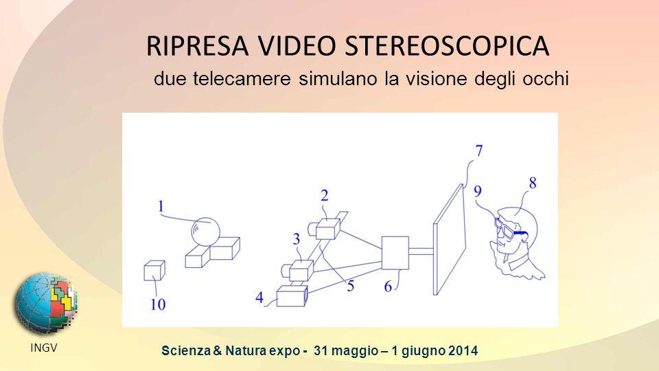 Reale / Virtuale INGV Scienza & Natura expo - 31 maggio – 1 giugno 2014