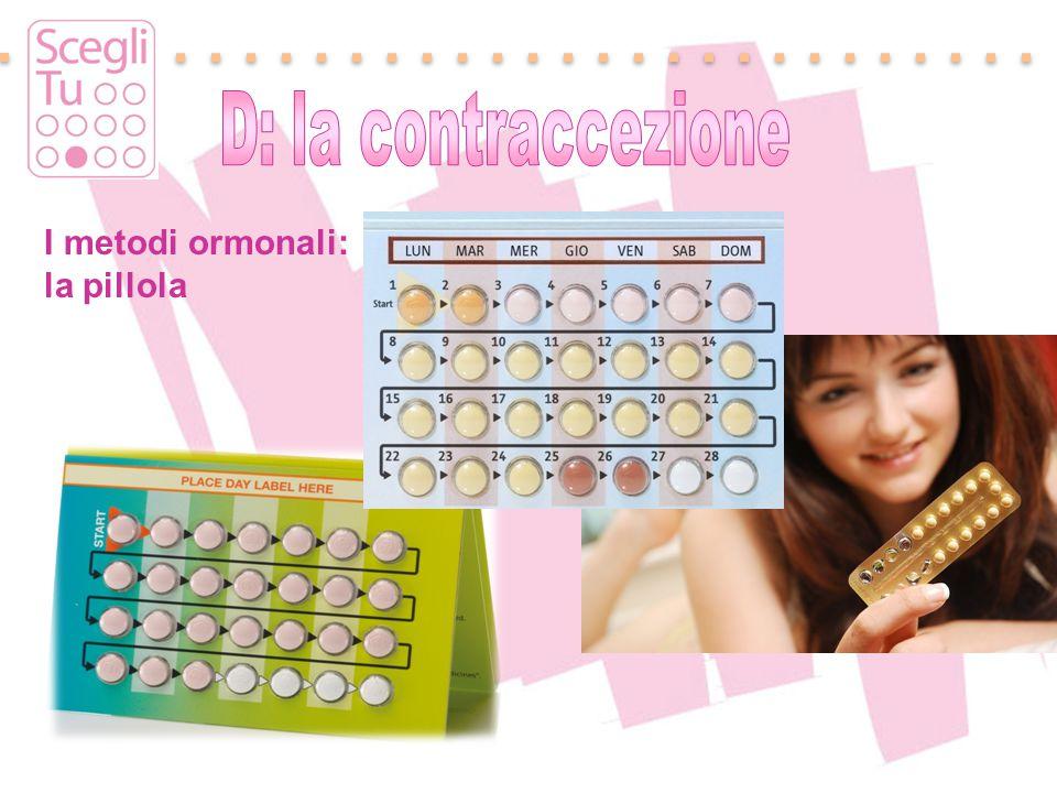 Padova, 17 maggio 2011 I metodi ormonali: la pillola