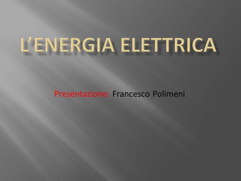 Presentazione: Francesco Polimeni