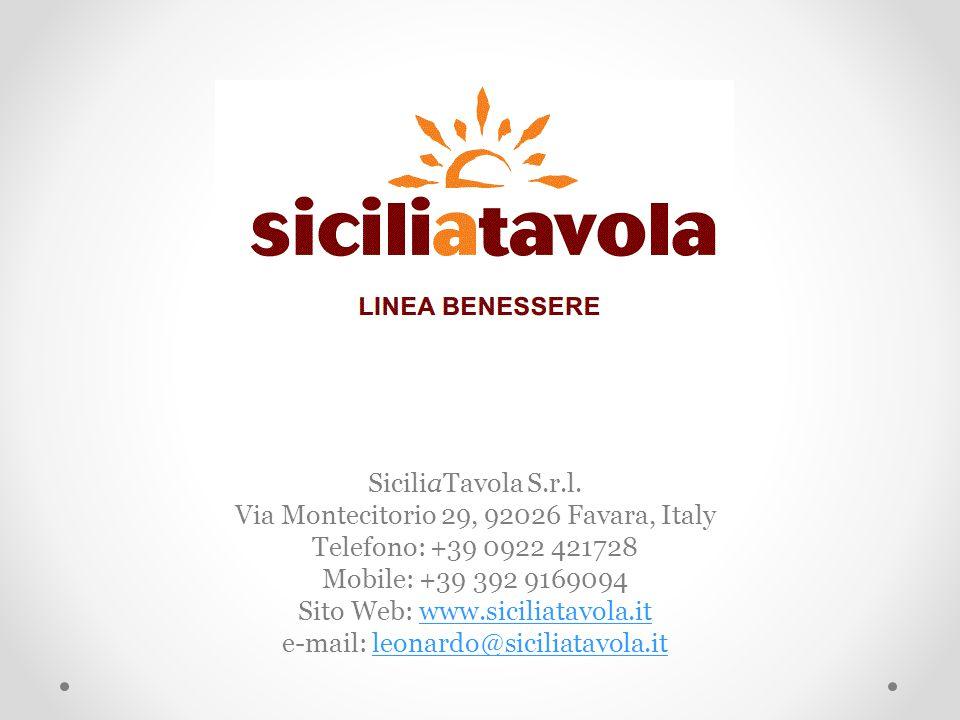 SiciliaTavola S.r.l.