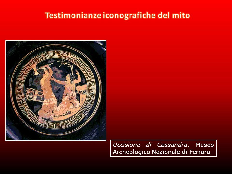 Uccisione di Cassandra, Museo Archeologico Nazionale di Ferrara