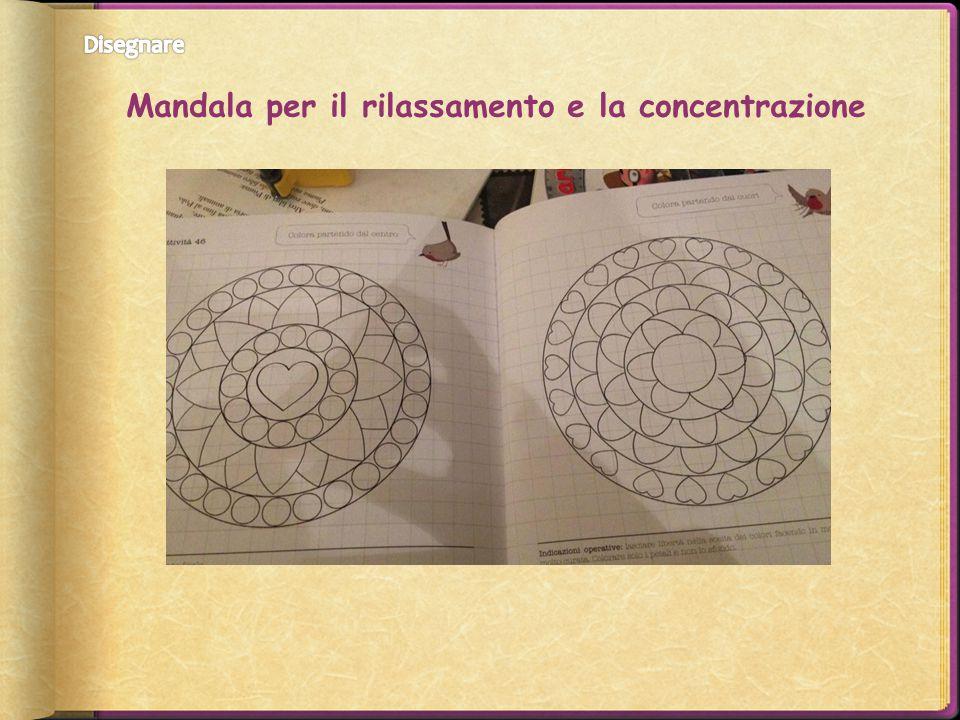 Mandala per il rilassamento e la concentrazione