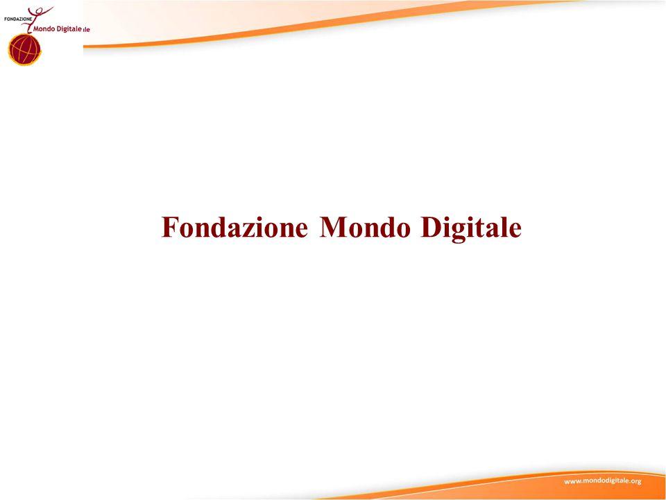 Fondazione Mondo Digitale