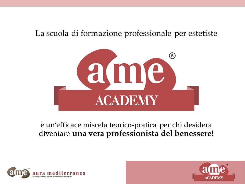 La scuola di formazione professionale per estetiste è un'efficace miscela teorico-pratica per chi desidera diventare una vera professionista del benessere!