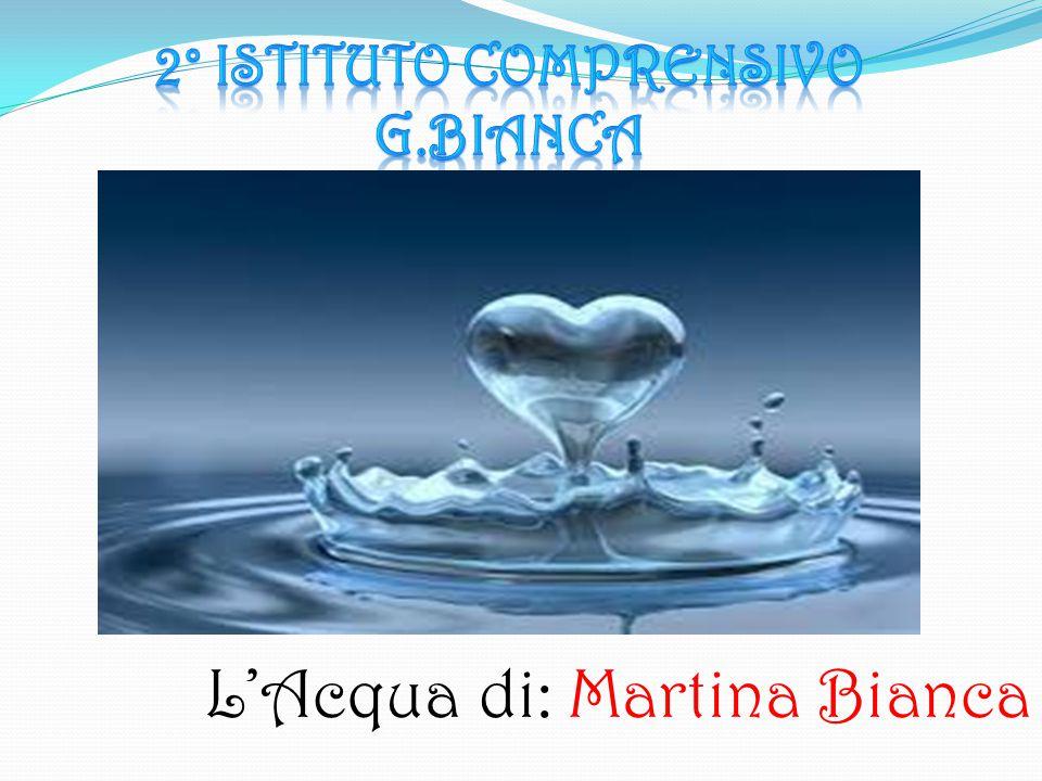 L'Acqua di: Martina Bianca
