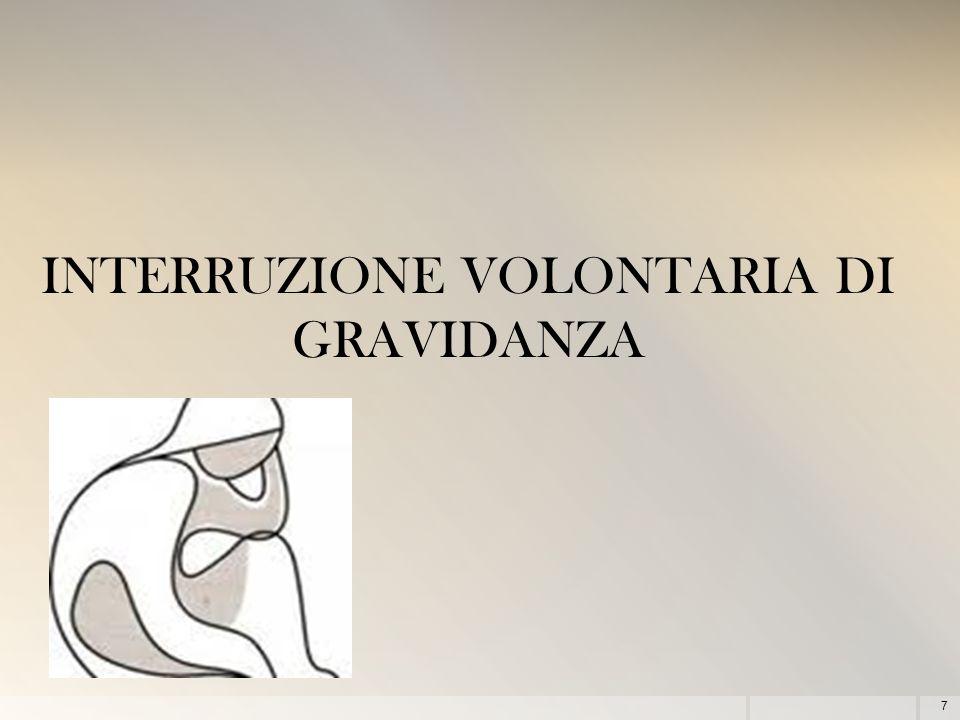 7 INTERRUZIONE VOLONTARIA DI GRAVIDANZA