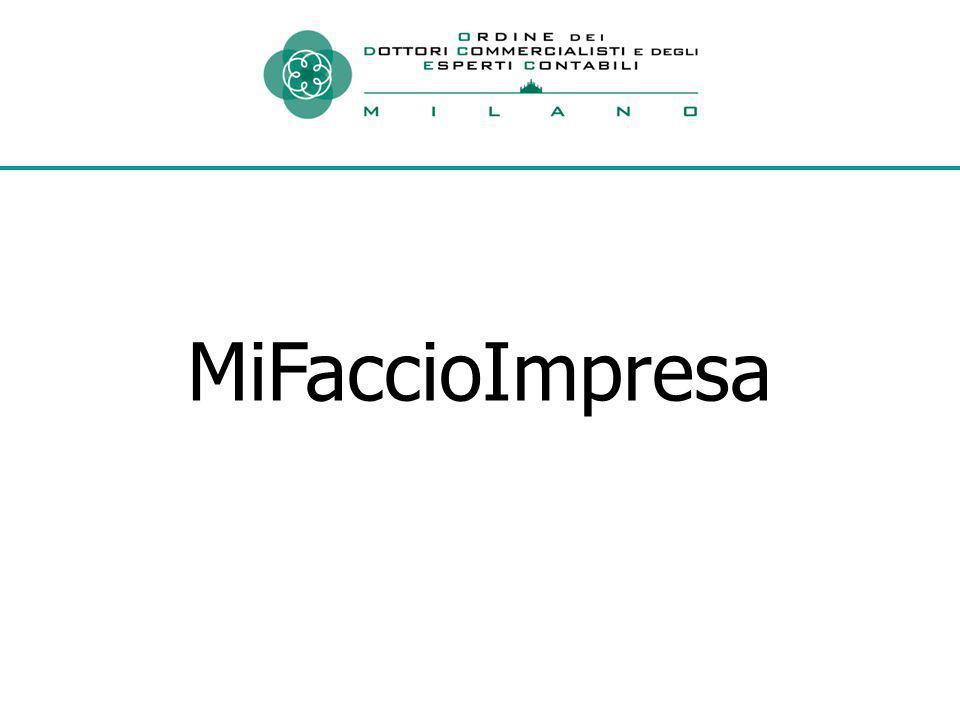 MiFaccioImpresa