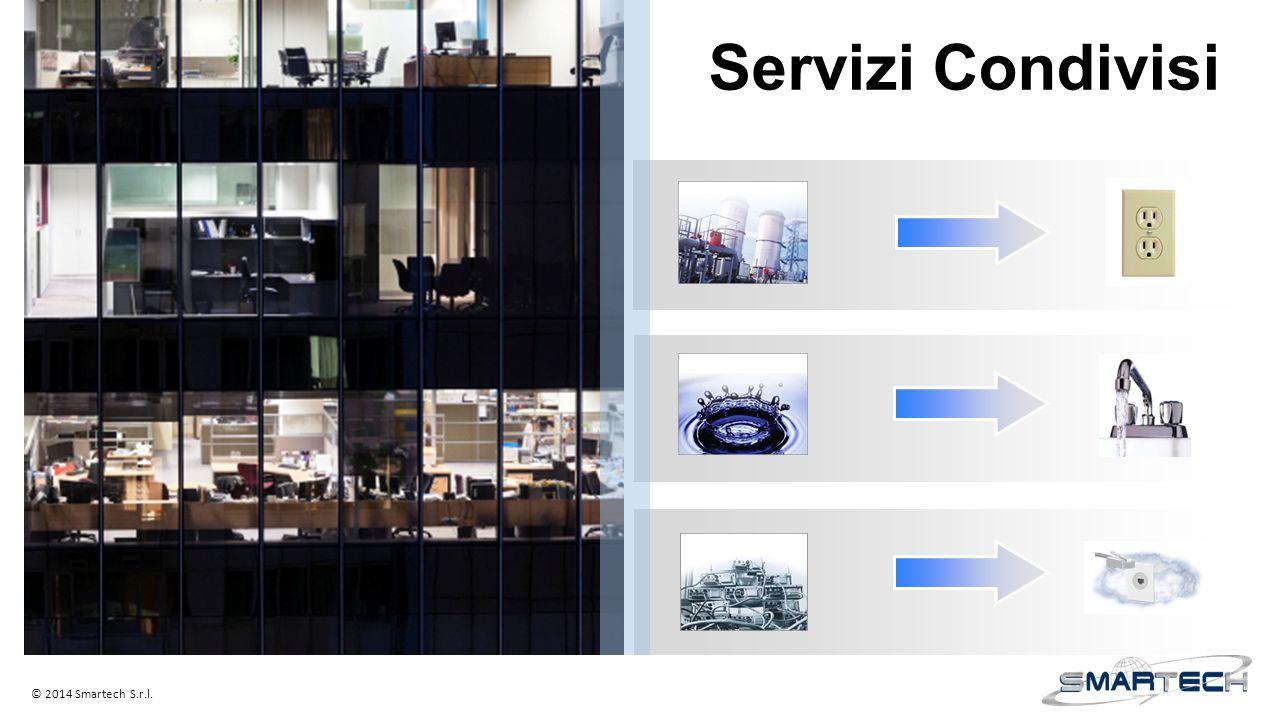Servizi Condivisi © 2014 Smartech S.r.l.