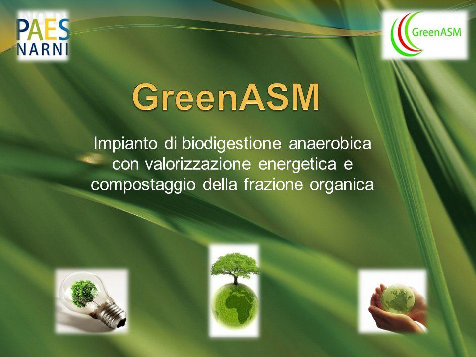 Impianto di biodigestione anaerobica con valorizzazione energetica e compostaggio della frazione organica 1