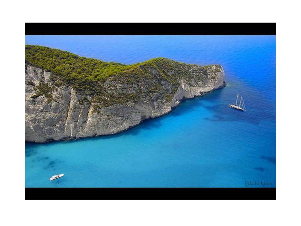 Spiaggia di Navagio – Isola di Zante