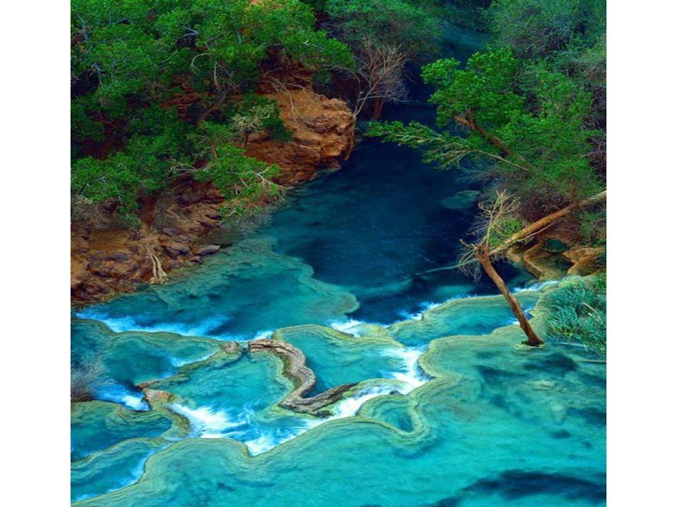 Cascate di Havasu - Arizona