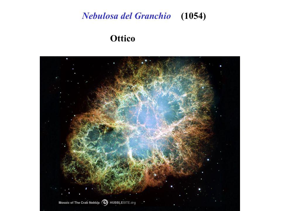 Nebulosa del Granchio (1054) Ottico