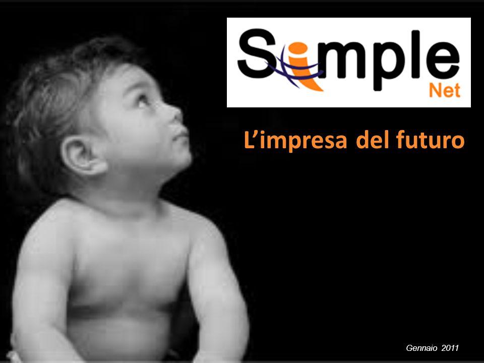 COS'È SIMPLENET SimpleNet vuole nascere come implementazione naturale di un'idea progettuale di un network di professionisti esperti in diverse discipline, che da anni lavorano a supporto di grandi strutture organizzative.
