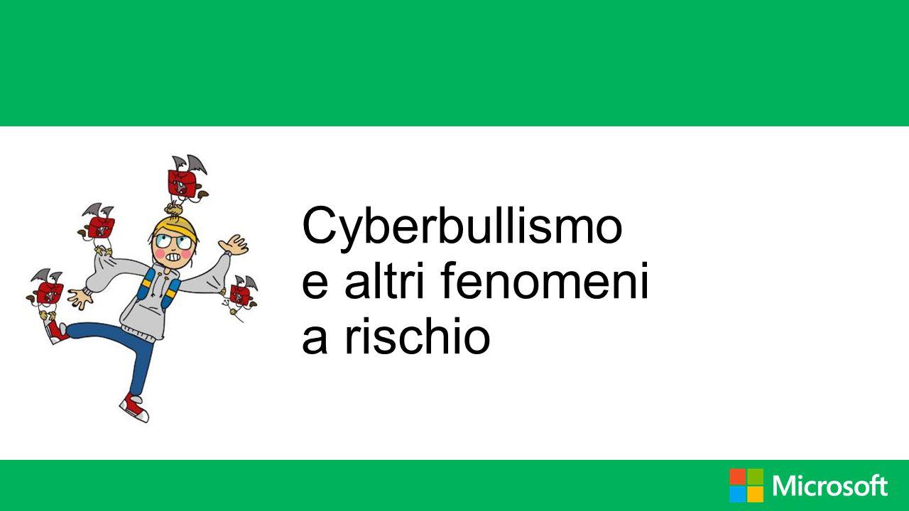 Cyberbullismo e altri fenomeni a rischio